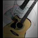Acústicas, Electroacústicas, Eléctricas y Ukuleles