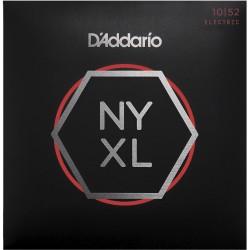 Cuerdas p/ Guitarra Electrica D´Addario NYXL10-52