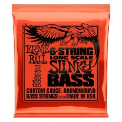 Cuerdas Ernie Ball p/ Bajo 32-130