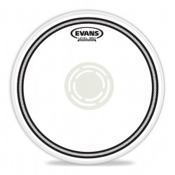 """Parche Evans EC Reverse Dot B14ECSRD p/ Tarola 14"""""""