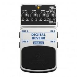 PEDAL BEHRINGER P/ GUITARRA ELECTRICA DIGITAL REVERB