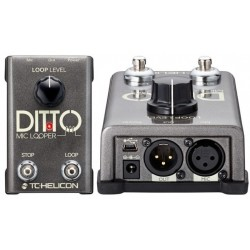 PEDAL T.C. HELICON  P/VOCAL )