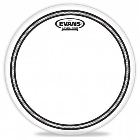 """Parche Evans EC2S Clear 10"""""""