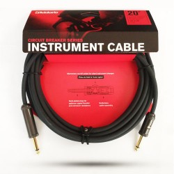 CABLE PLANET WAVE P/INST. PW-AG-20 6.10MTS