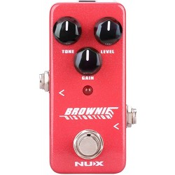 PEDAL NUX NDS-2 BROWNIE DISTORTION