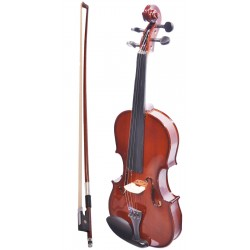 VIOLIN LA SEVILLANA MOD. DLX-LSV44 COLOR NOGAL
