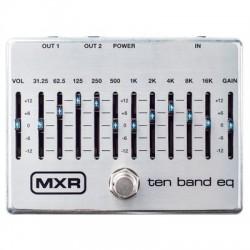 PEDAL MXR P/GUITARRA/ BAJO ELECTRICO ( ECUALIZDOR )