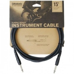 CABLE PLANET WAVES 4.57M P/ INSTRUMENTO.