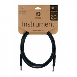 CABLE PLANET WAVES 6.10M P/ INSTRUMENTO.