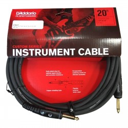 CABLE PLANET WAVE S. CUSTOM P/INSTRUMENTO 6.10m.