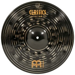 "Crash Meinl Dark Classic Custom 16"" CC16DAC"