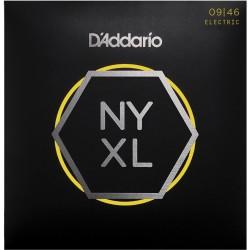Cuerdas p/ Guitarra Electrica D´Addario NYXL 9-46